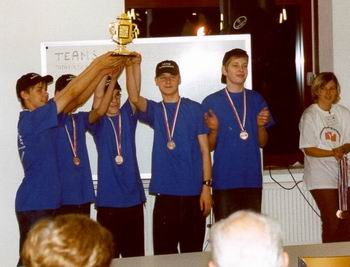 Die Pathfinder - LEGOChampion 2002 in Brandenburg